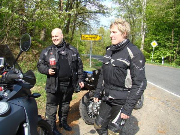 Bärbel und Sven